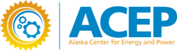 Alaska Center for Energy and Power (ACEP) logo