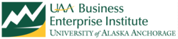 UAA Business Enterprise Institute (BEI) logo